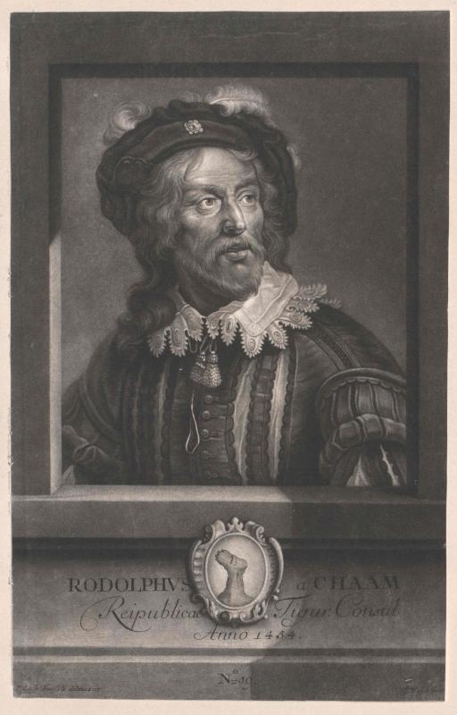 Cham, Rudolf von