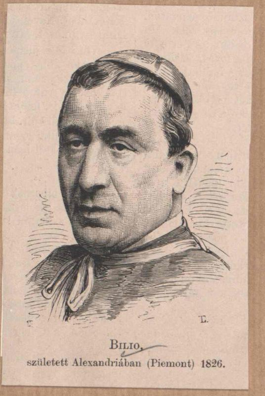 Bilio, Luigi Maria