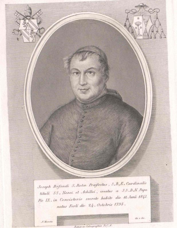 Bofondi, Giuseppe