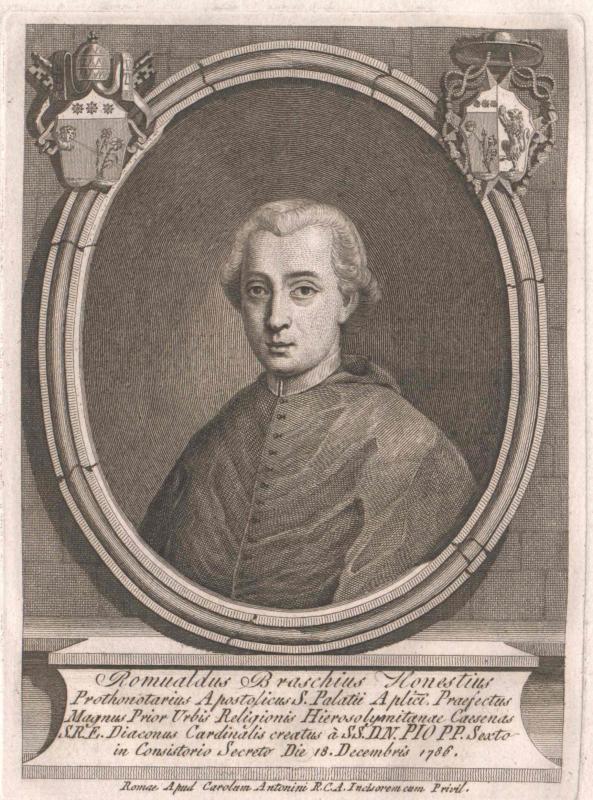 Braschi-Onesti, Romoaldo