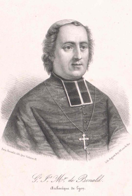 Bonald, Louis Jacques Maurice de