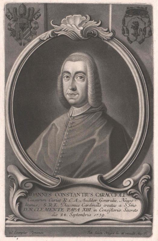 Caracciolo, Giovanni Costanzio