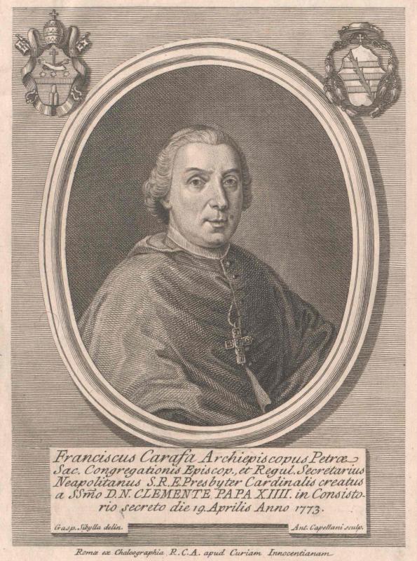 Carafa di Traetto, Francesco