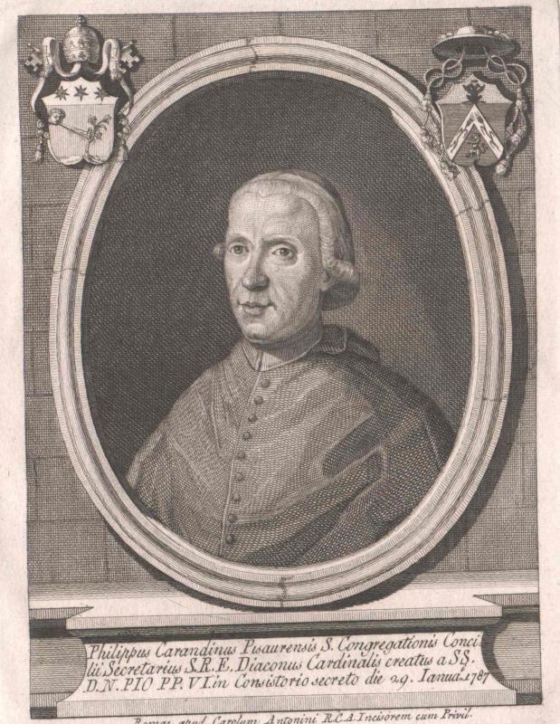 Carandini, Filippo