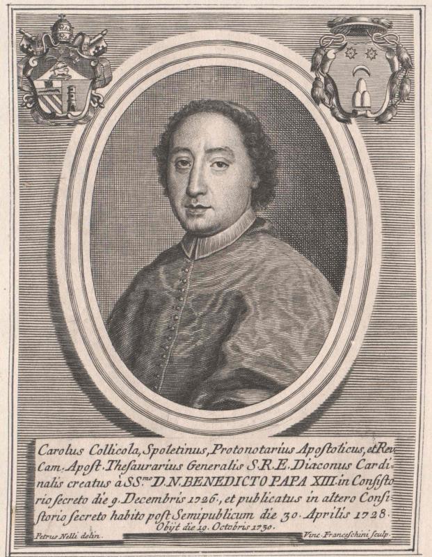 Collicola, Carlo