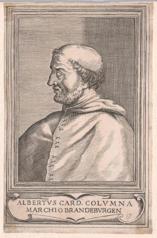 Albrecht, Markgraf von Brandenburg,  Kurfürst von Mainz