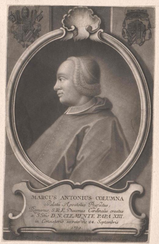 Colonna, Marco Antonio
