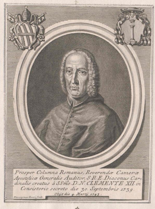Colonna, Prospero