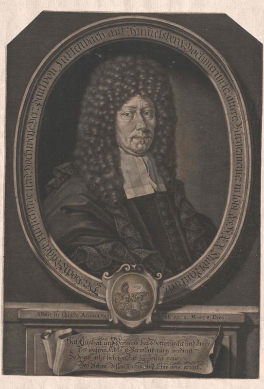 Furtenbach, Paul von