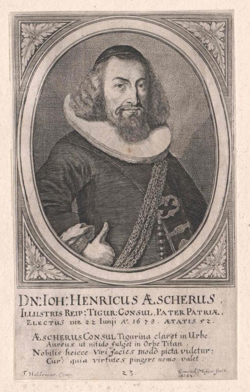 Escher, Johann Heinrich