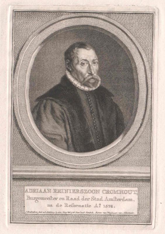 Cromhout, Adrian Reinierszoon