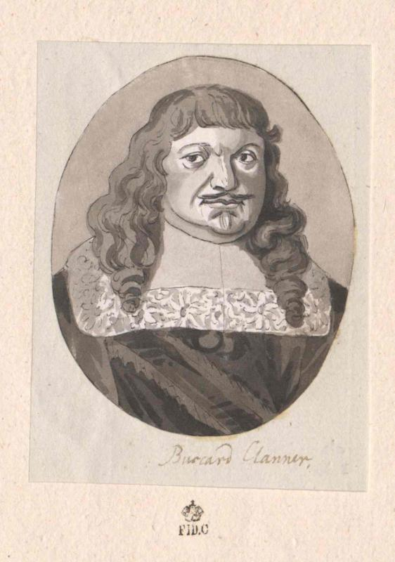 Clanner, Burkhard