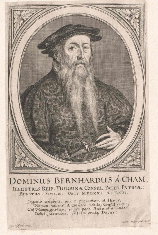 Cham, Bernhard von