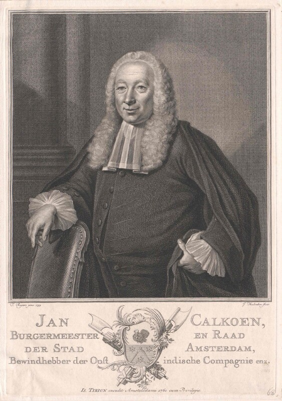 Calkoen, Jan