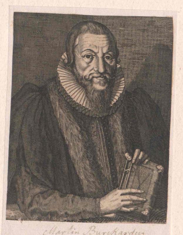 Burckard, Martin