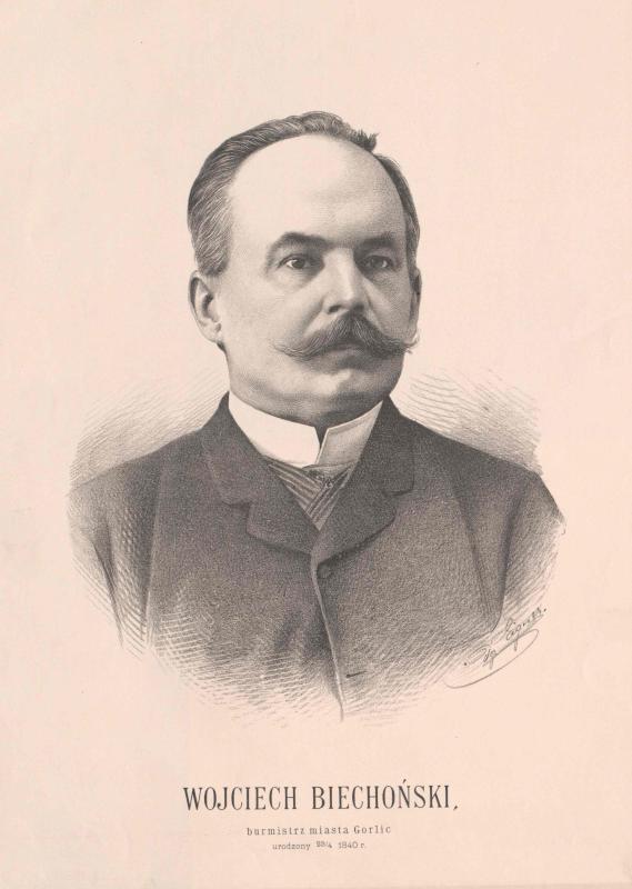 Biechonski, Wojciech