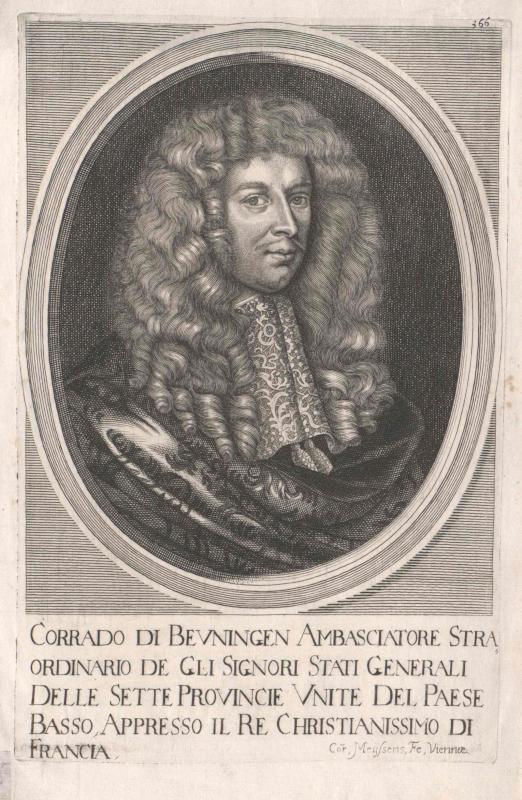 Beuningen, Konrad van
