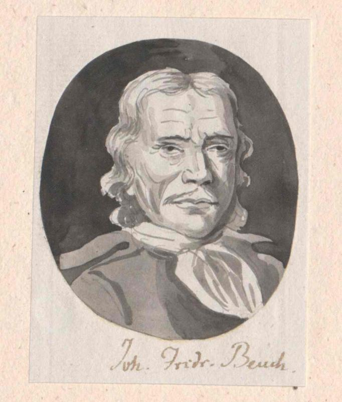Beuch, Johann Friedrich