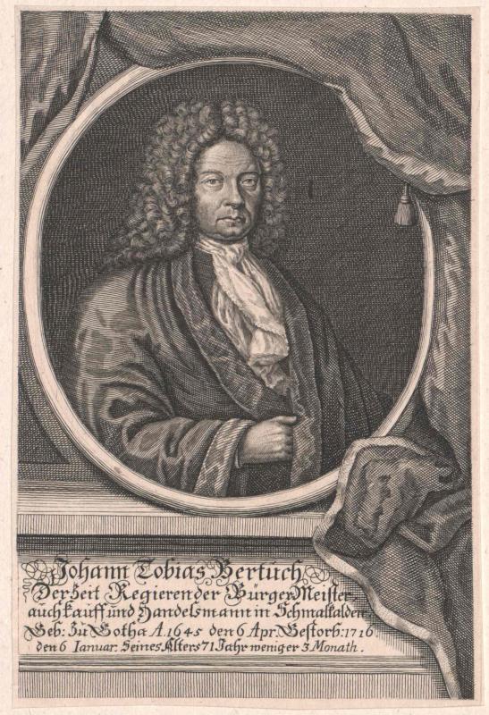 Bertuch, Johann Tobias
