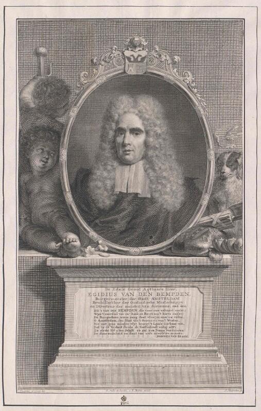 Bempden, Ägidius van den