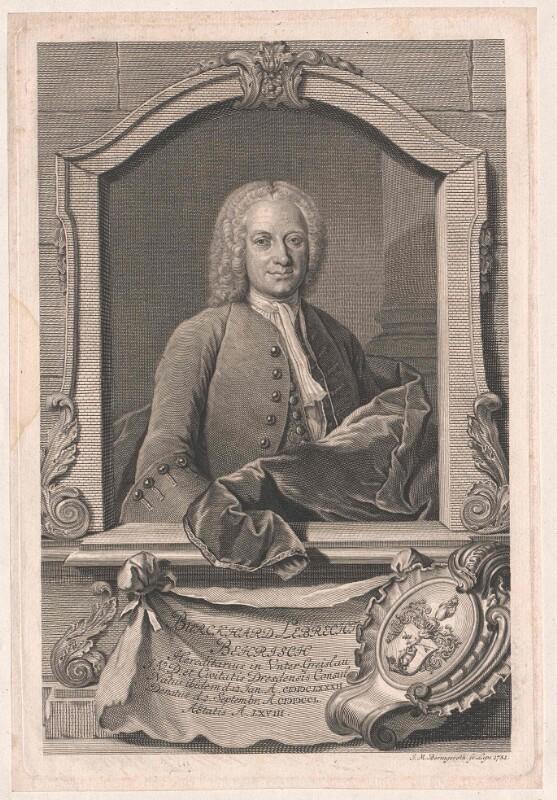 Behrisch, Burckhard Lebrecht