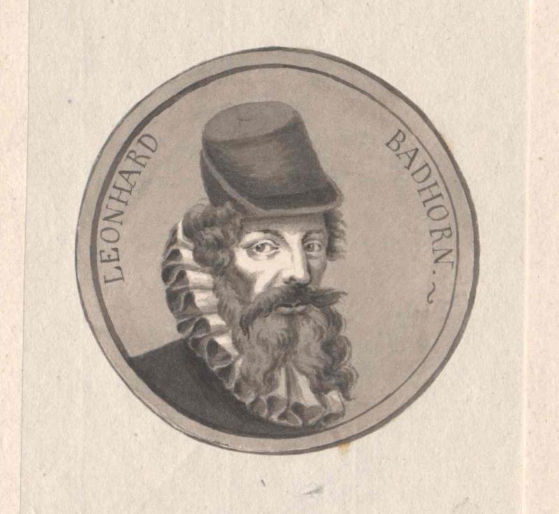 Badhorn, Leonhard