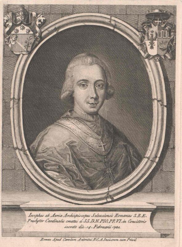 Doria Pamfili, Giuseppe Maria