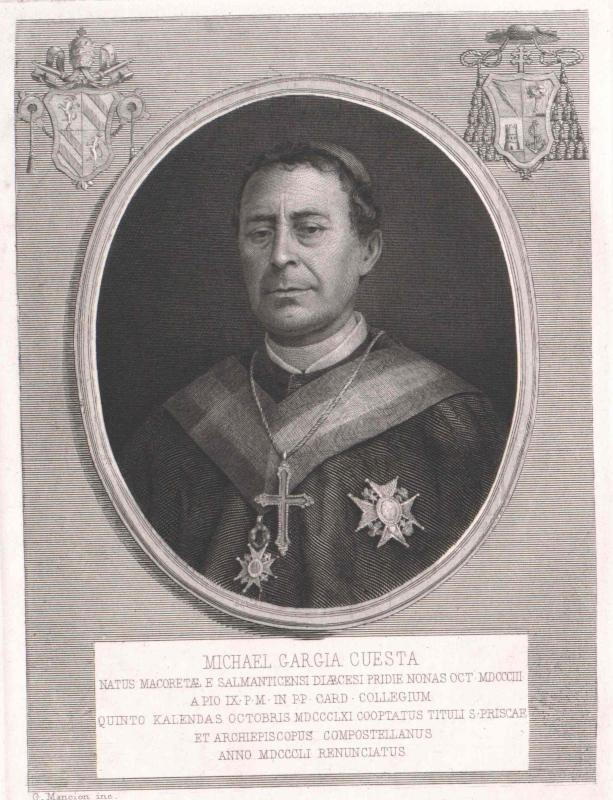 García Cuesta, Miguel