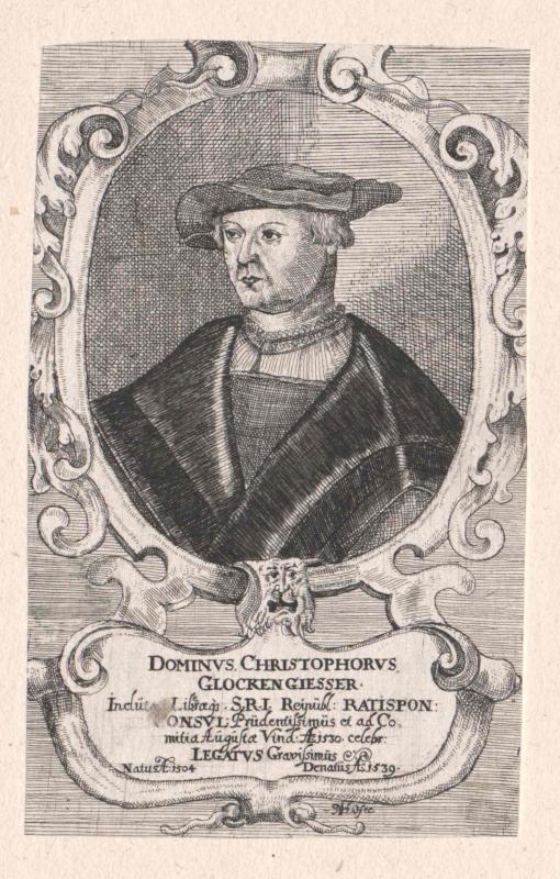 Glockengießer, Christoph