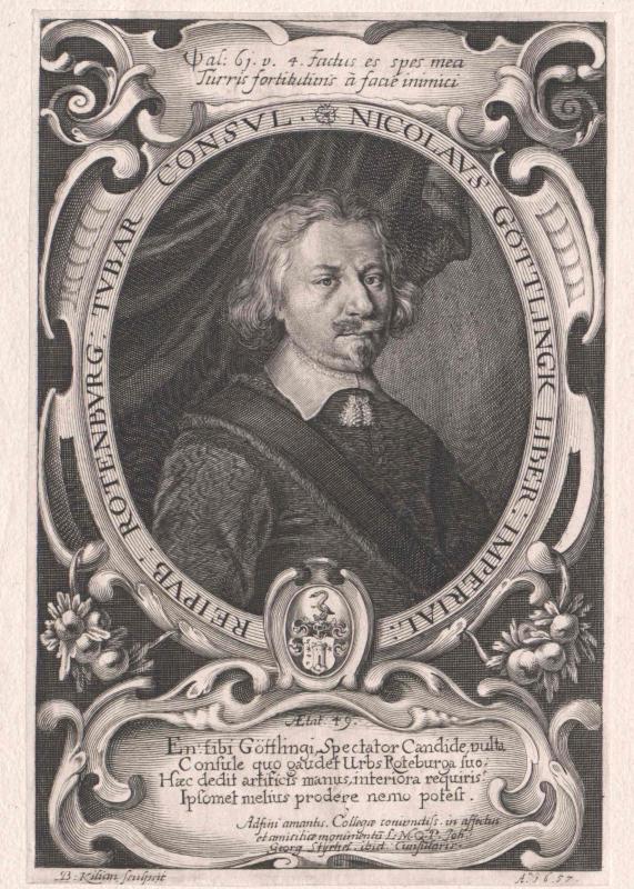 Göttling, Nikolaus
