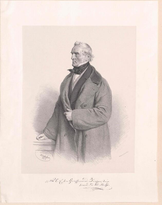 Graffenried-Burgenstein, Wolfgang Karl Emanuel