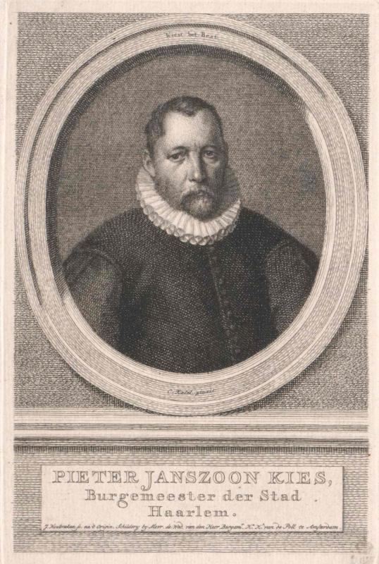 Kies, Pieter Janszoon
