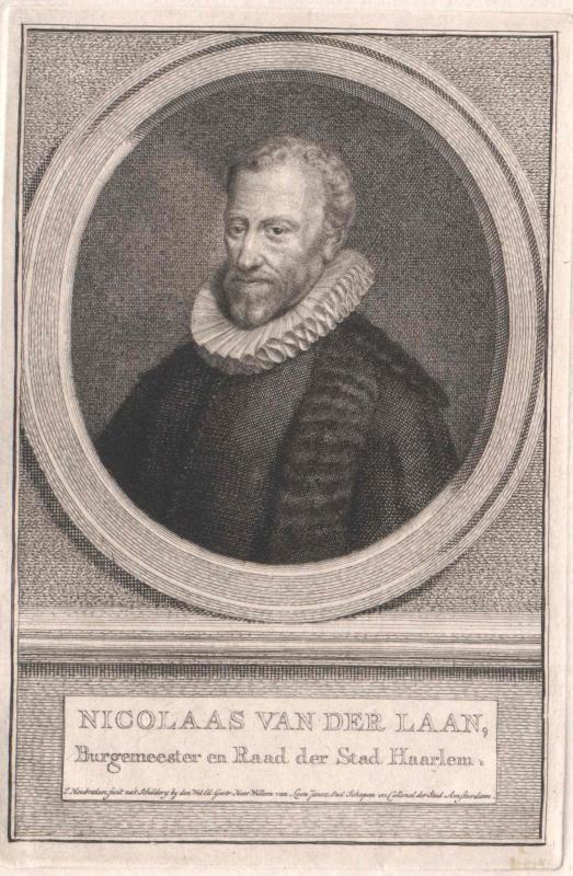 Laan, Nicolaas van der