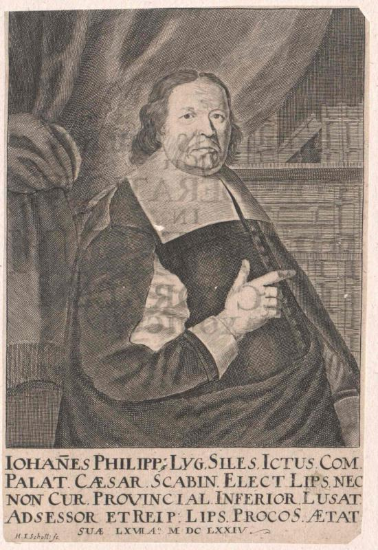 Lyg, Johann Philipp