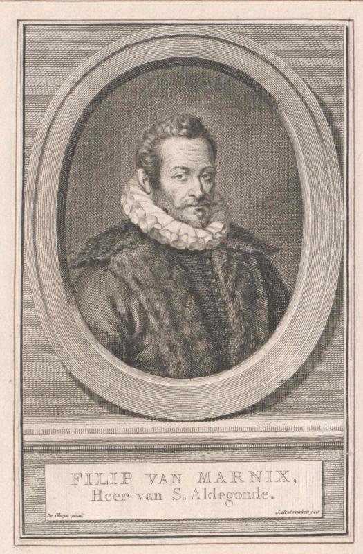 Marnix, Philipp von