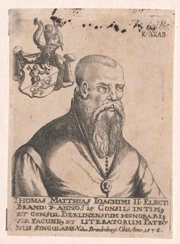 Matthias, Thomas