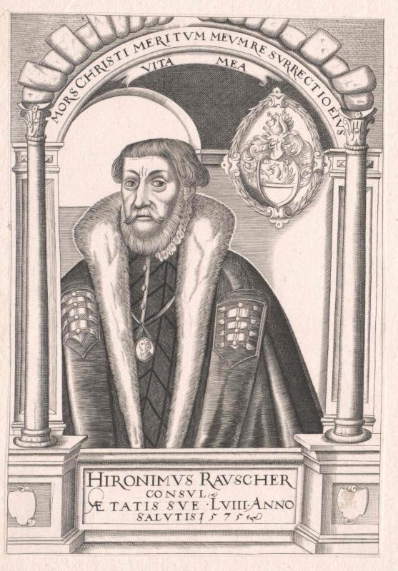 Rauscher, Hieronymus