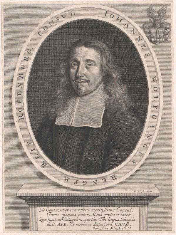 Renger, Johannes Wolfgang