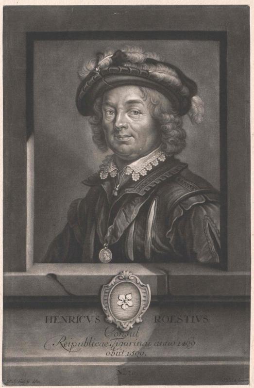 Röist, Heinrich