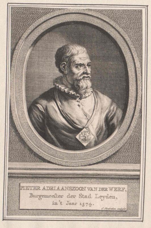 Werff, Pieter Adriaanszoon van der