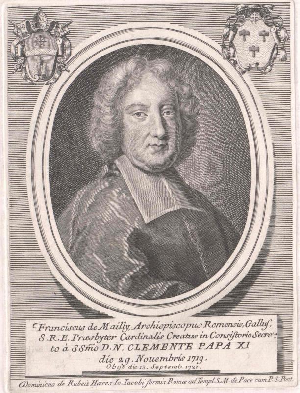 Mailly, François de