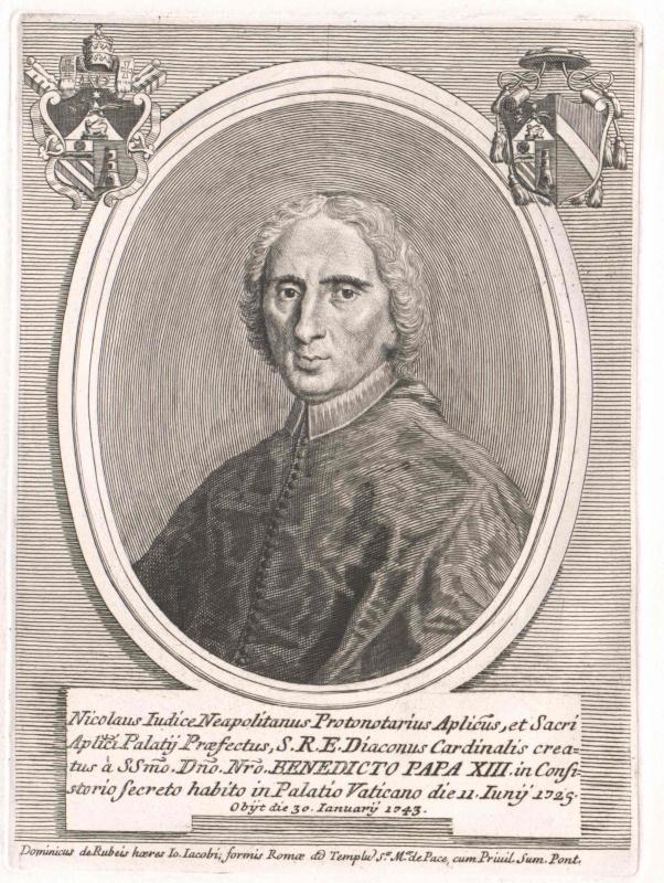 Del Giudice, Niccolò