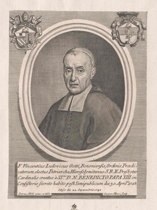 Gotti, Vincenzo Lodovico