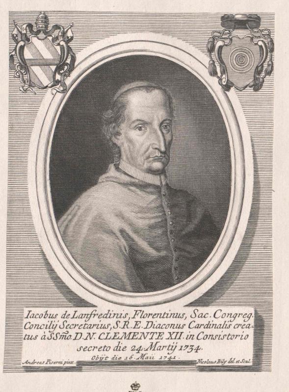 Lanfredini, Giacomo