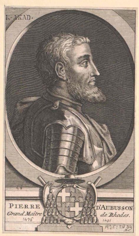 Aubusson, Pierre d'