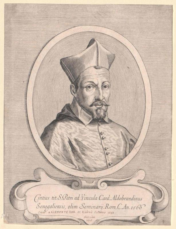 Aldobrandini, Cinzio Passero