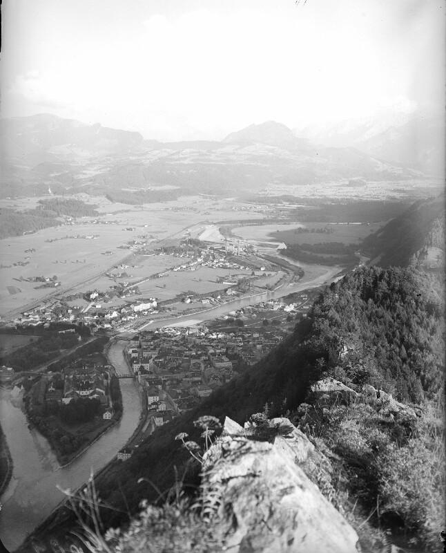 Salzachtal bei Hallein im Tennengau
