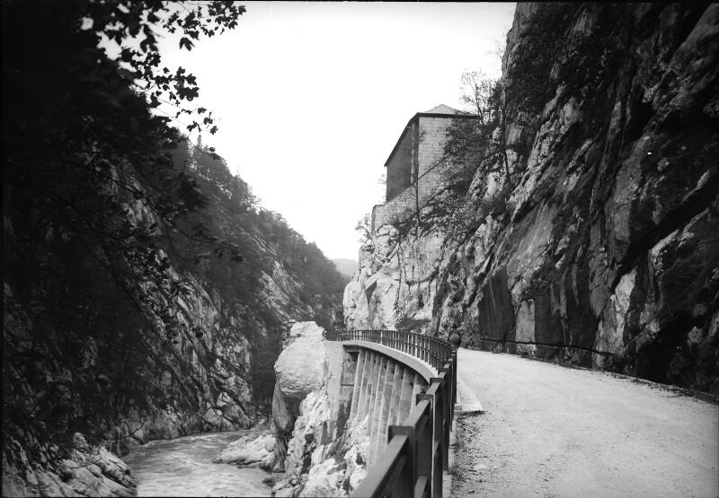 Pass Lueg im Tennengau