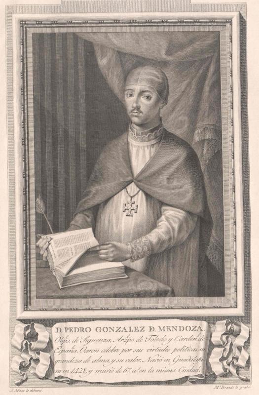 Mendoza, Pedro González de