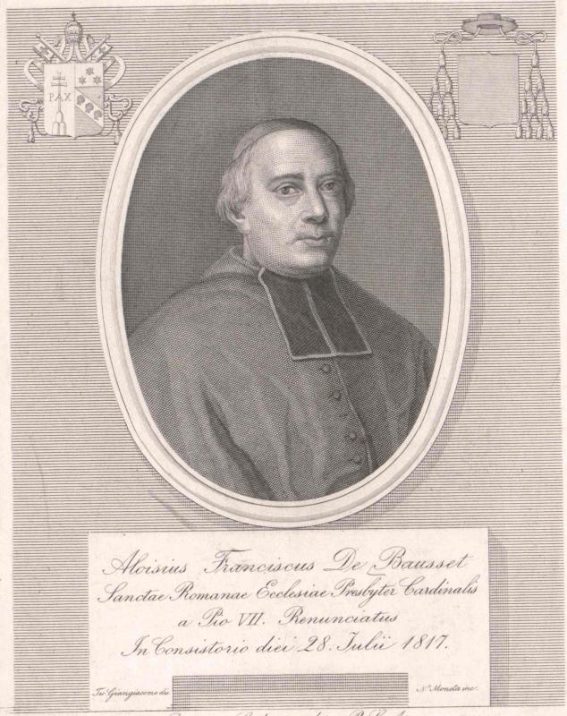 Bausset, Louis-François de